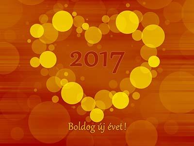 2017 - Boldog új évet!